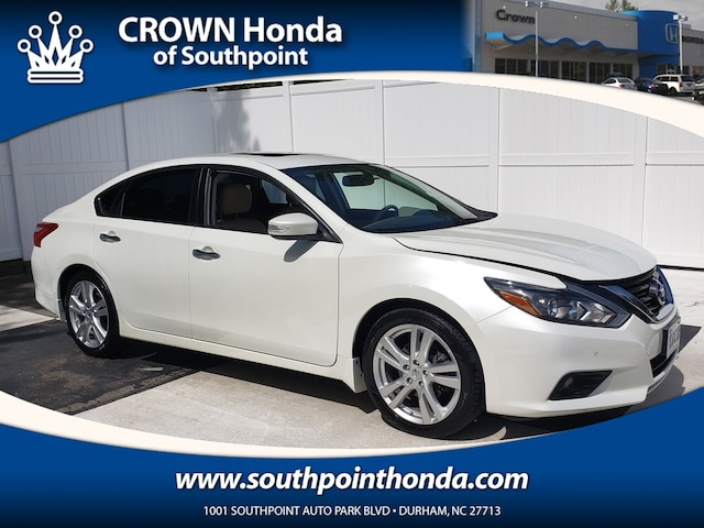 2016 Nissan Altima 3.5 Sl >> Pre Owned 2016 Nissan Rogue S