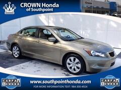 2009 Honda Accord 2.4 EX Sedan
