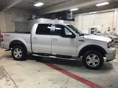 2008 Ford F-150 FX4 Crew Cab Short Bed Truck