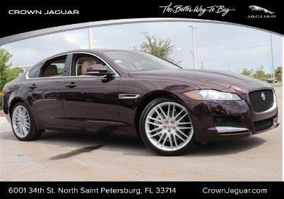 2018 Jaguar XF 25t Prestige Sedan