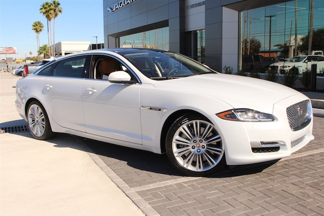 2019 Jaguar XJ Supercharged Sedan