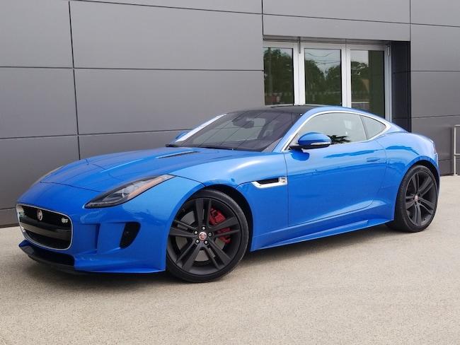 2017 Jaguar F-TYPE S Coupe