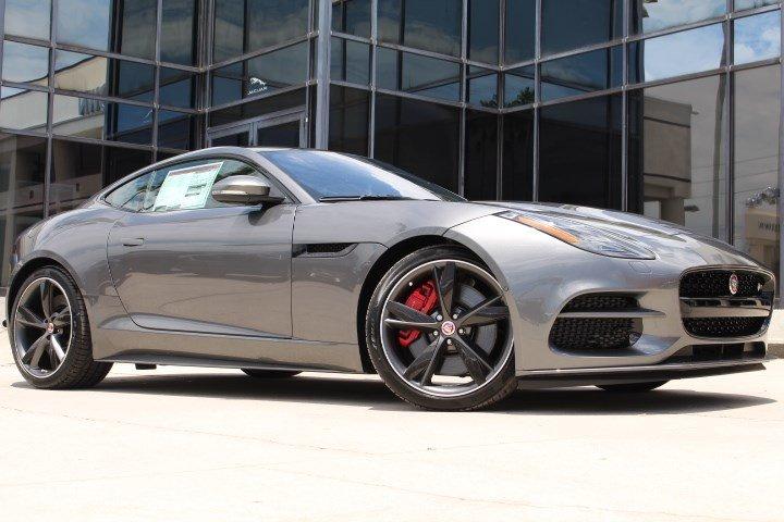 2018 Jaguar F TYPE R Coupe