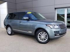 2015 Land Rover Range Rover 3.0L V6 Supercharged SUV