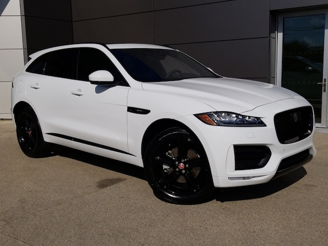 Used 2019 Jaguar F Pace For Sale At Jaguar St Petersburg