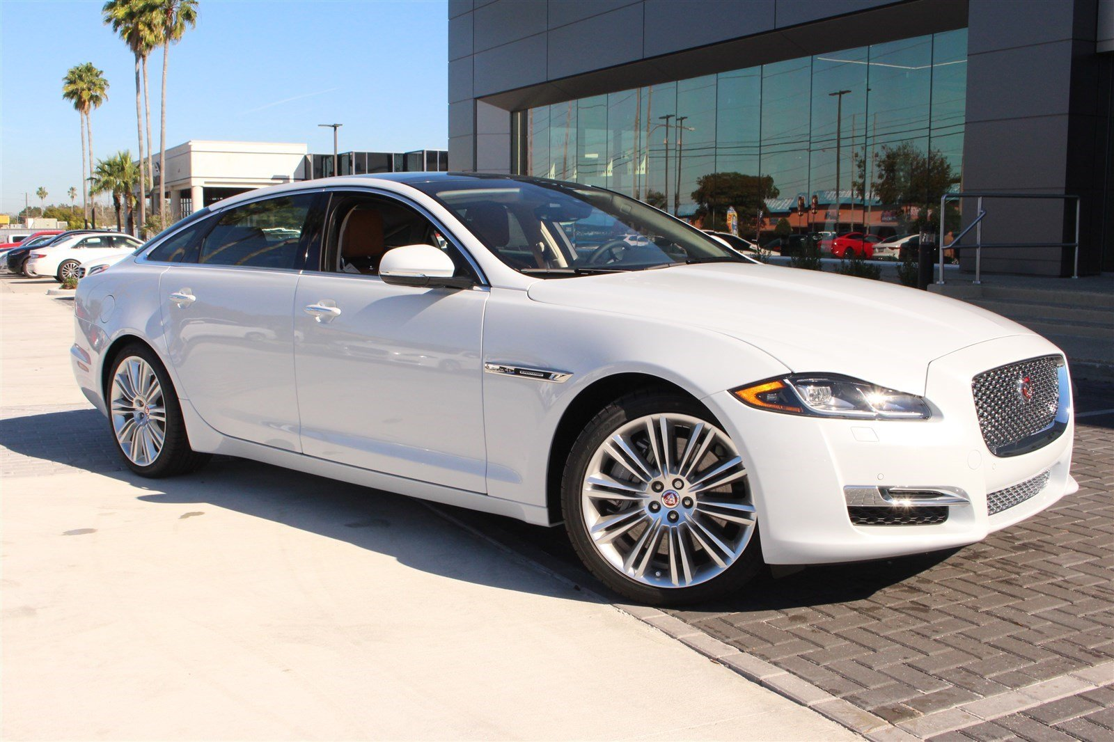 2019 Jaguar XJL Supercharged Sedan