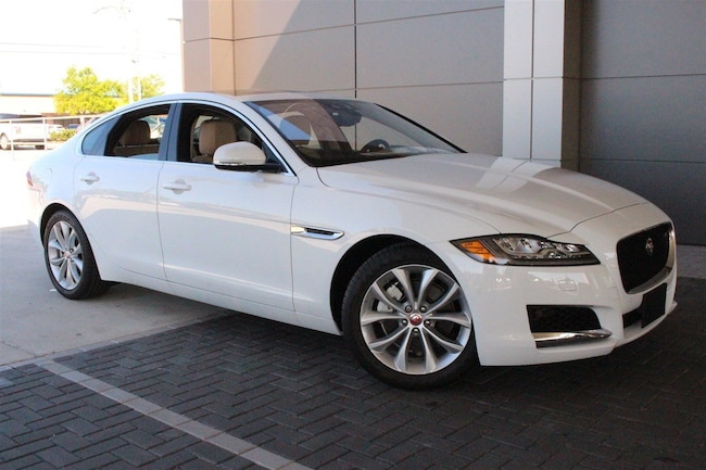 New 2018 Jaguar XF For Sale at Jaguar St Petersburg | VIN