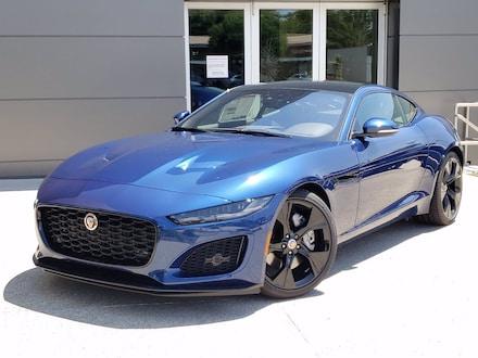 2021 Jaguar F-TYPE Coupe Coupe