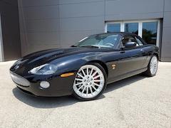 2005 Jaguar XKR Base Convertible