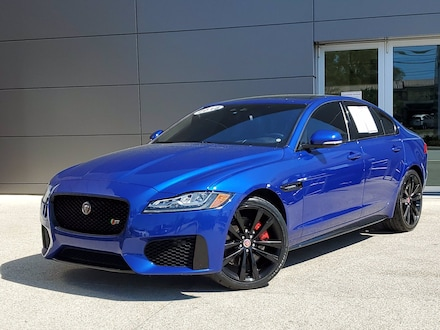2018 Jaguar XF S Sedan