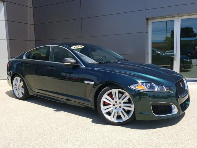 2014 Jaguar XFR Sedan