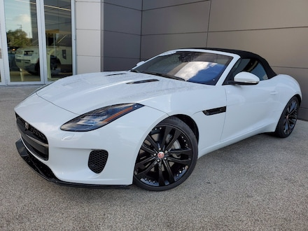 2020 Jaguar F-TYPE P300 Convertible