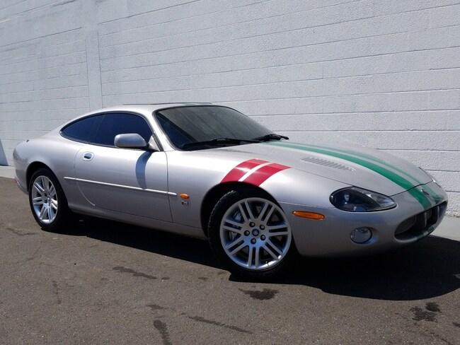 2003 Jaguar XKR Base Coupe