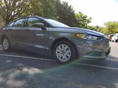 2013 Ford Fusion S Sedan