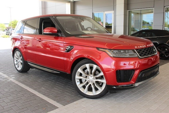 2019 Land Rover Range Rover Sport HSE V6 Supercharged HSE *Ltd Avail*