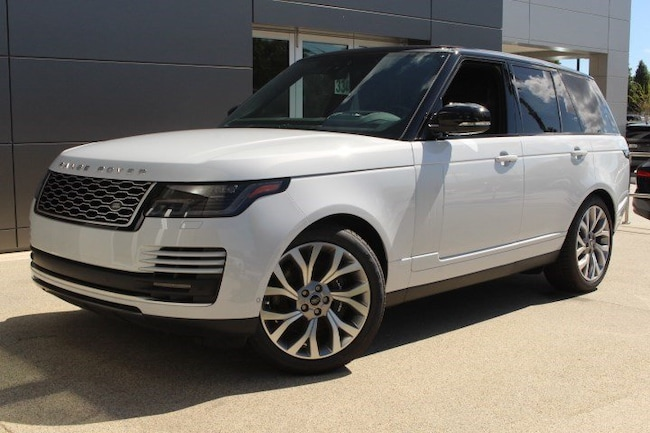2019 Land Rover Range Rover HSE V6 Supercharged HSE SWB