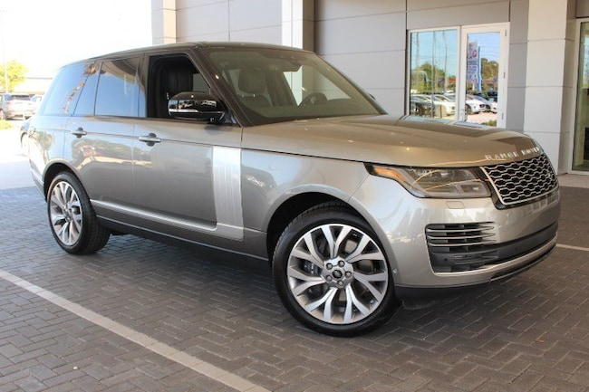 2019 Land Rover Range Rover Supercharged V8 Supercharged SWB