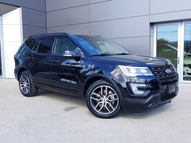 2016 Ford Explorer Sport For Sale >> Used 2016 Ford Explorer For Sale At Land Rover St Petersburg