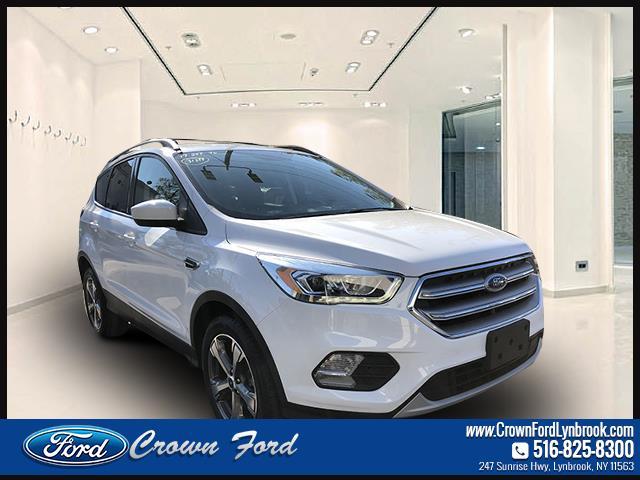 2017 Ford Escape SE 4WD Sport Utility