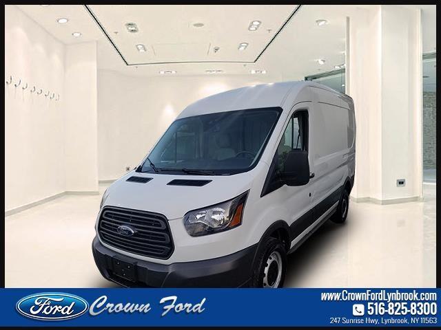 2018 Ford Transit Van T-250 130 Med Rf 9000 GVWR Sliding RH Dr Mini-van, Cargo