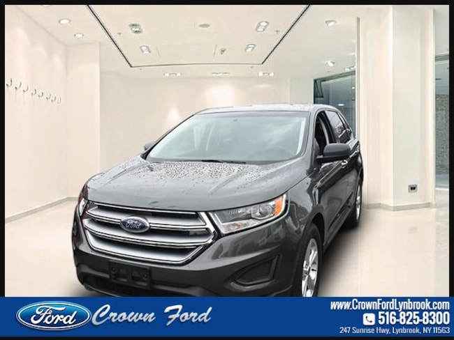 2016 Ford Edge SE FWD Sport Utility