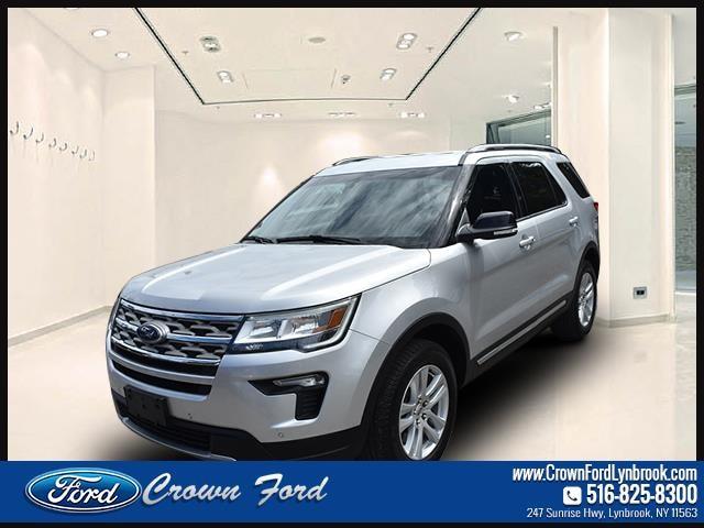 2018 Ford Explorer XLT 4WD Sport Utility