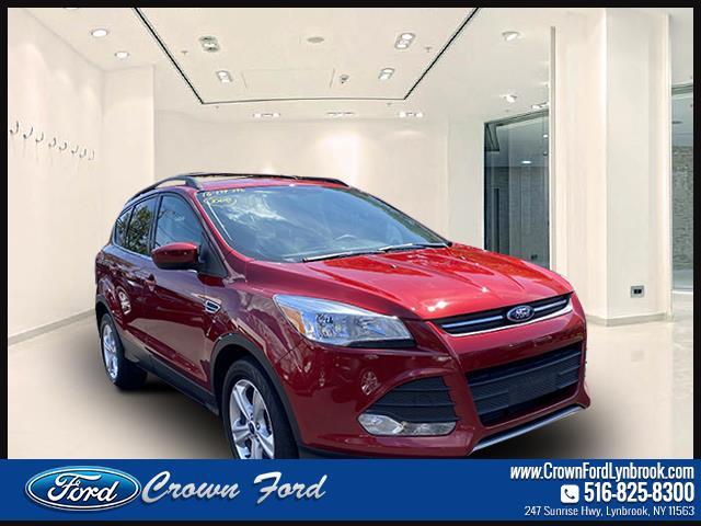2016 Ford Escape 4WD  SE Sport Utility