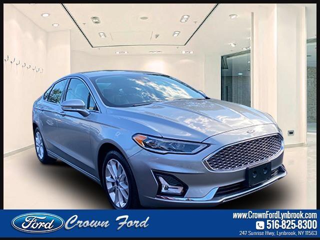 2020 Ford Fusion Energi Car