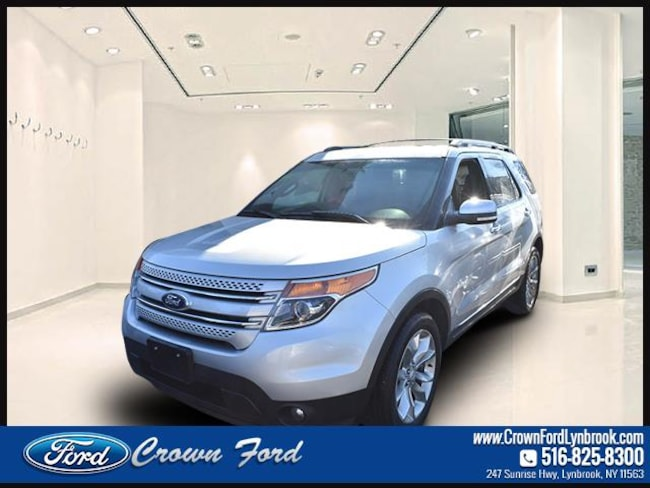 2015 Ford Explorer 4WD  Limited Sport Utility