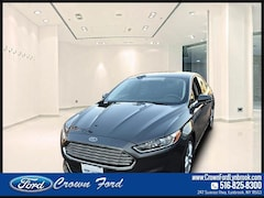 2016 Ford Fusion Sdn SE FWD Car