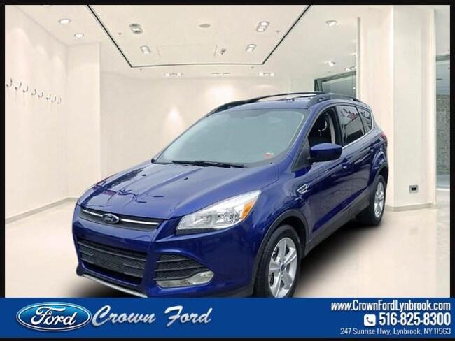 2013 Ford Escape 4WD  SE Sport Utility