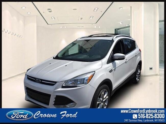 2015 Ford Escape 4WD  Titanium Sport Utility