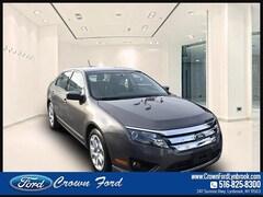 2011 Ford Fusion Sdn SE FWD Car
