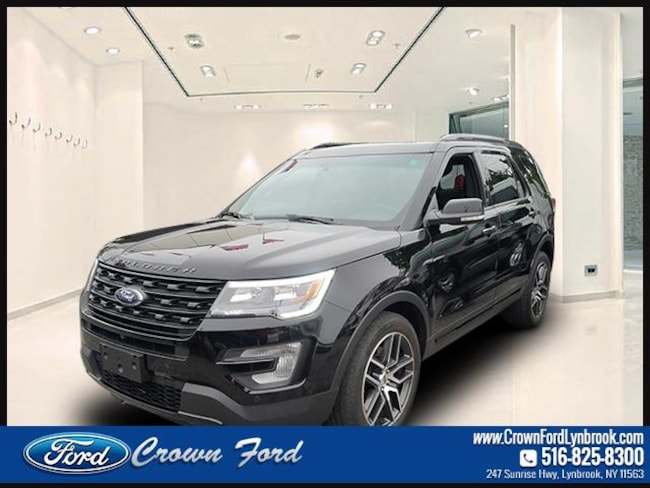 2016 Ford Explorer 4WD  Sport Sport Utility