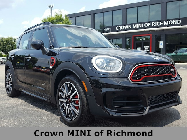 2019 MINI Countryman John Cooper Works Iconic SUV