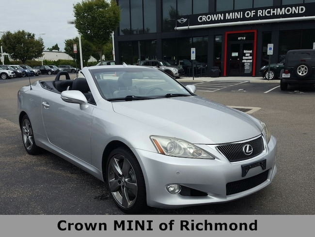 2010 LEXUS IS 350C Base Convertible