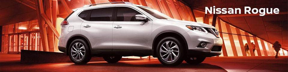 2016 nissan rogue lease special