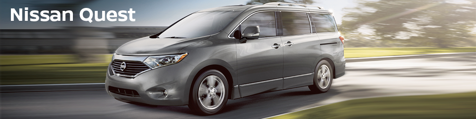 Nissan Quest In Greensboro, NC | Crown Nissan