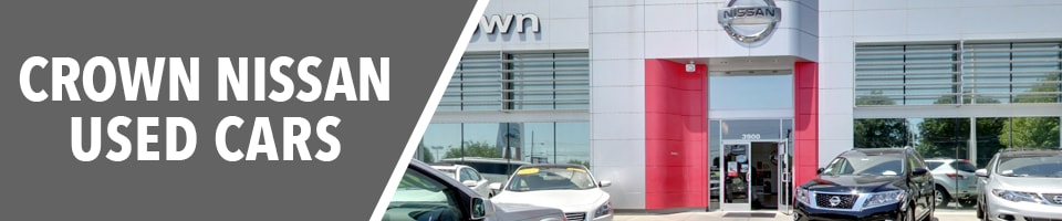 Used Cars For Sale In Greensboro At Crown Nissan