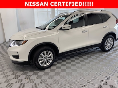 Used 2020 Nissan Rogue For Sale At Crown Chrysler Dodge Jeep Vin Jn8at2mt2lw043465