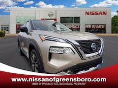 2021 Nissan Rogue Platinum SUV