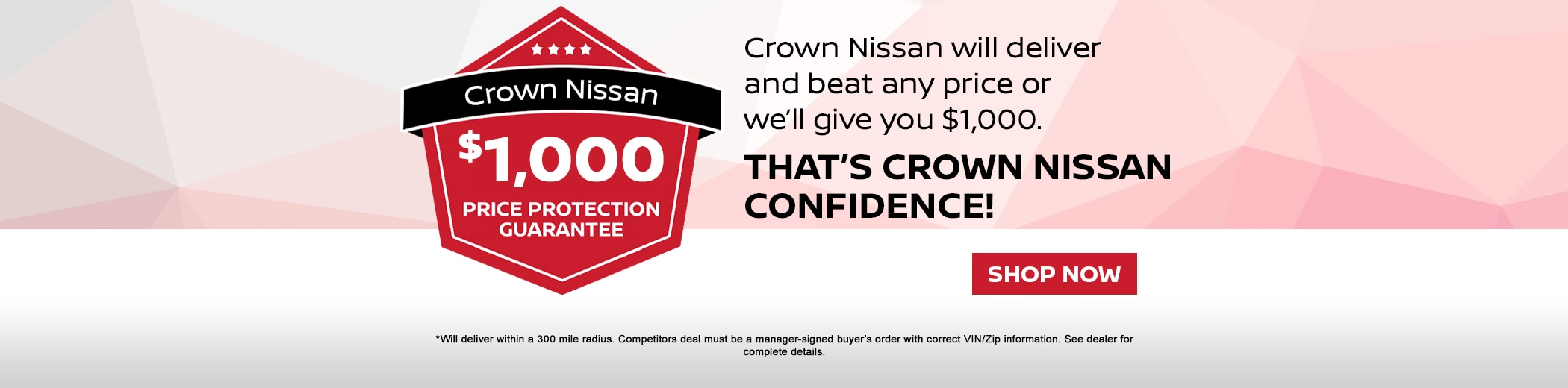 Crown Nissan New Nissan Dealership Serving Greensboro