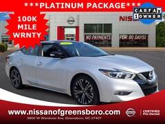 2017 Nissan Maxima 3.5 Platinum Sedan