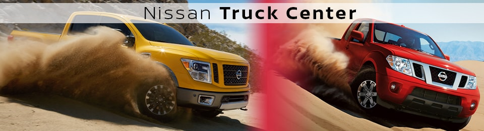Nissan Truck Center | Crown Nissan in Greensboro, NC
