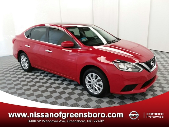 Used 2017 Nissan Sentra For Sale at Crown Nissan | VIN