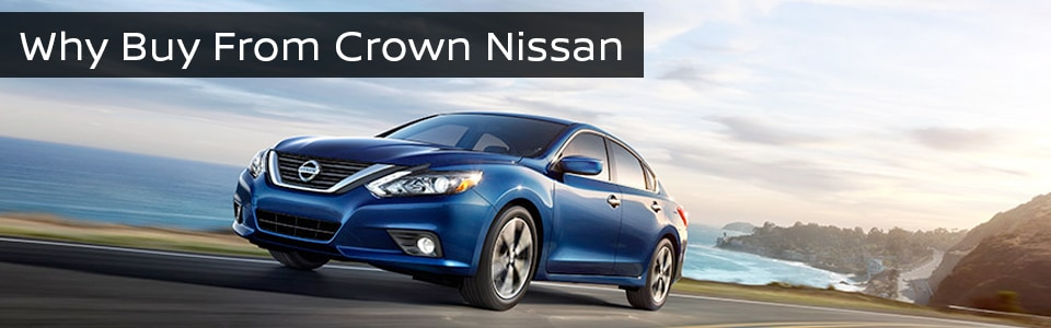 Thank You For Taking A Look At Crown Nissan In Greensboro, NC For Your  Upcoming New Or Used Car Purchase. Here At Crown Nissan Of Greensboro, ...