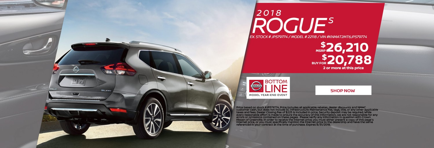 Nissan of Greenville | Nissan Dealership Greenville Greer Spartanburg