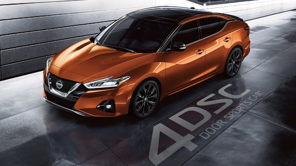 2020 Nissan Maxima At Crown Nissan of Greenville