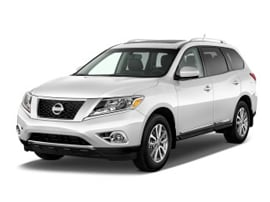 Nissan Pathfinder Rental Cars Greenville SC | Greenville Rental