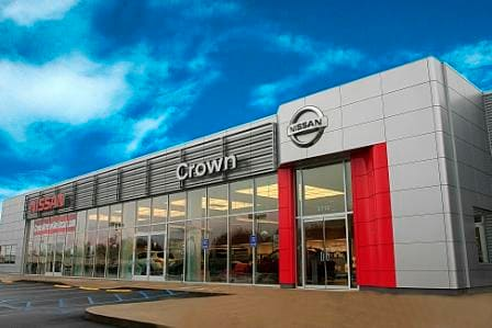 About Crown Nissan of Greenville | New Nissan and Used Car Dealer ...